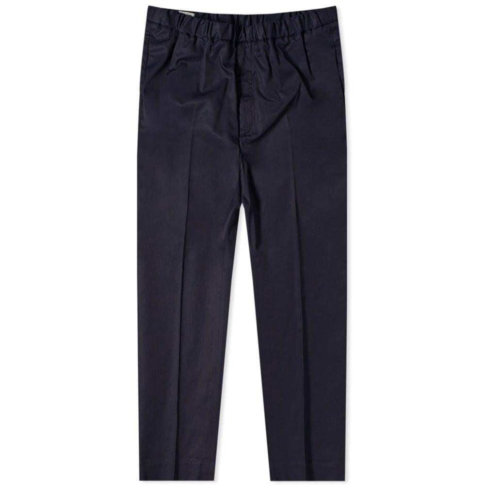 ジル サンダー Jil Sander メンズ ボトムス・パンツ 【Cotton Garbadine Trouser】Navy