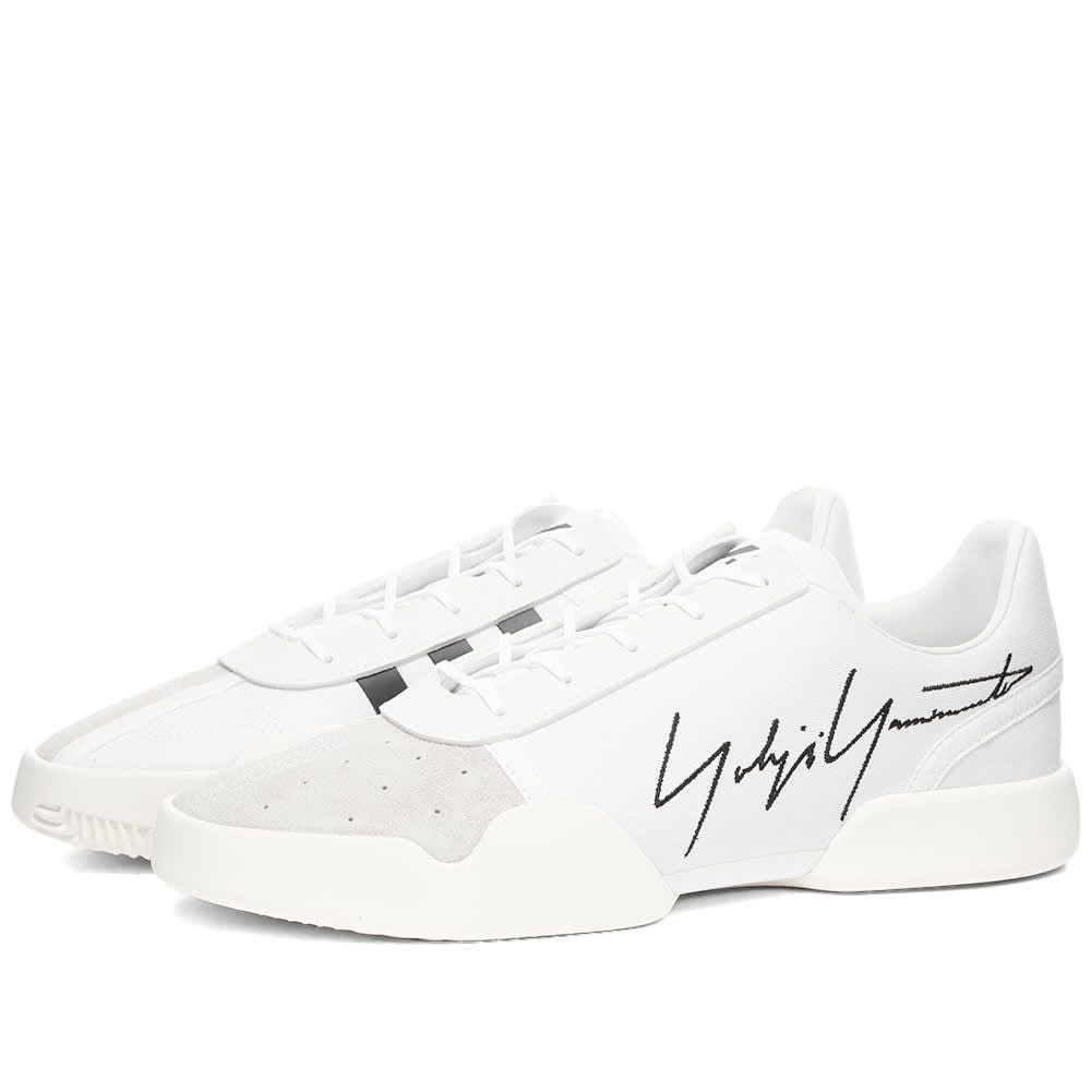 ワイスリー Y-3 メンズ スニーカー シューズ・靴【Yunu】White/Black