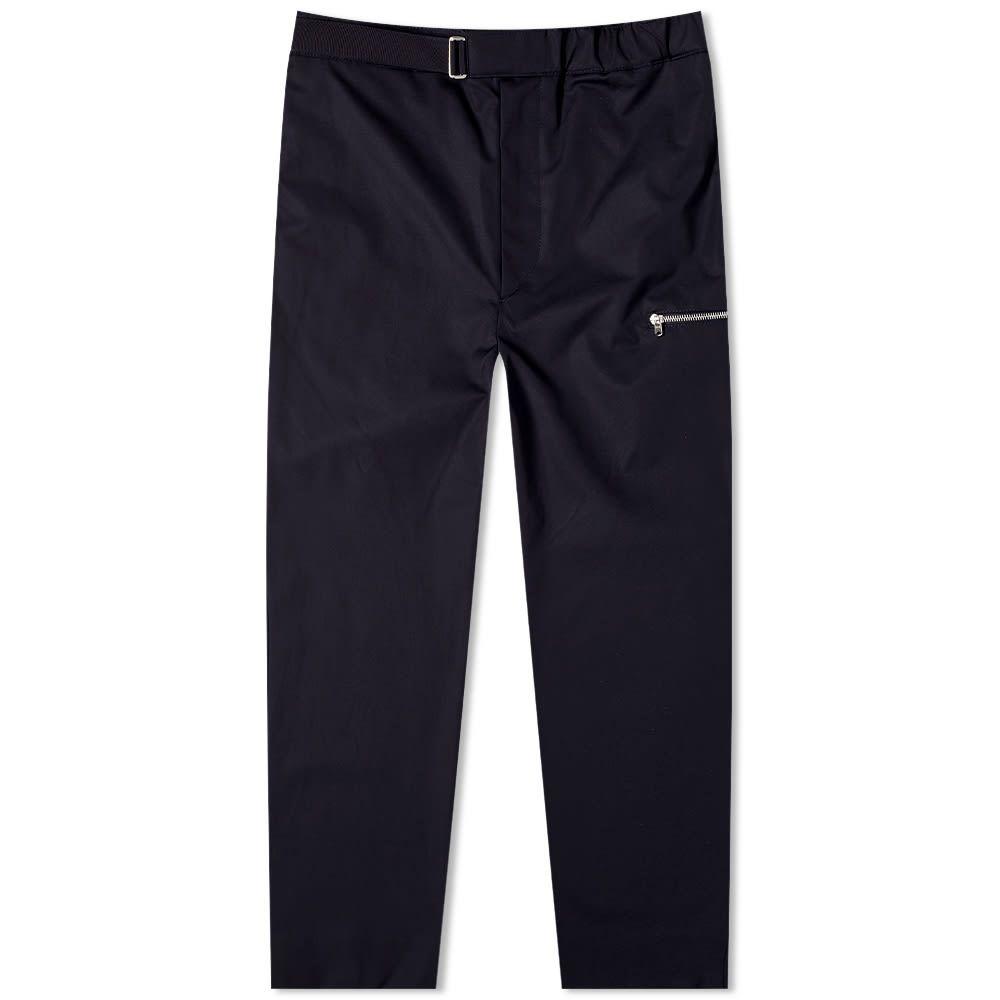 オーエーエムシー OAMC メンズ ボトムス・パンツ 【Zip Pant】Navy