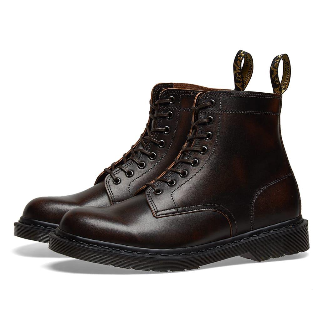 ドクターマーチン Dr Martens メンズ ブーツ シューズ・靴【Dr. Martens Rixon Boot】Brown