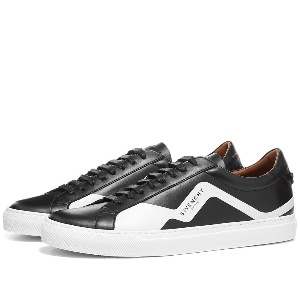 ジバンシー Givenchy メンズ スニーカー ローカット シューズ・靴【Urban Street Low Logo Sneaker】Black/White