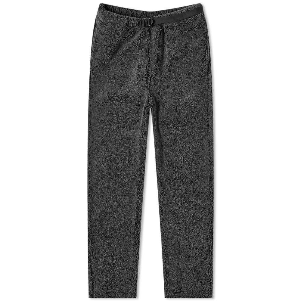 オアスロウ orSlow メンズ ボトムス・パンツ 【New Yorker Fleece Pant】Charcoal Grey