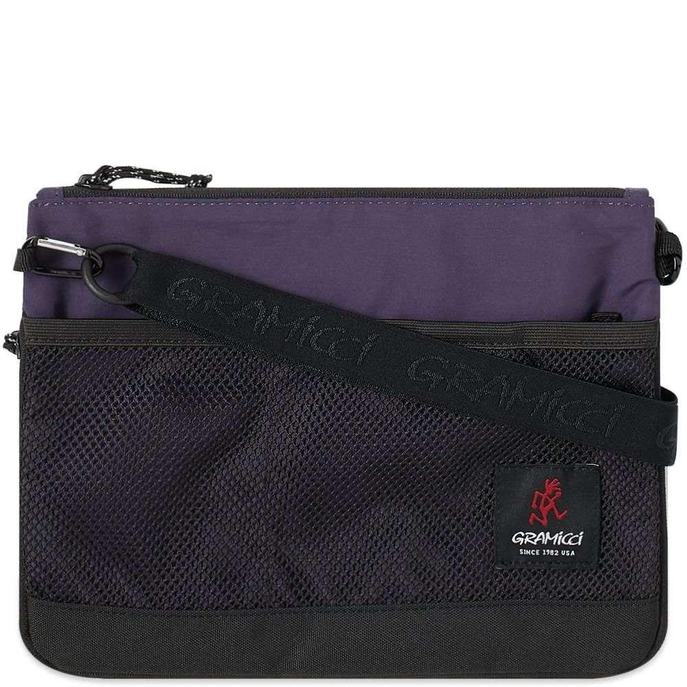 グラミチ Gramicci メンズ ショルダーバッグ バッグ【adjustable sacoche】Purple