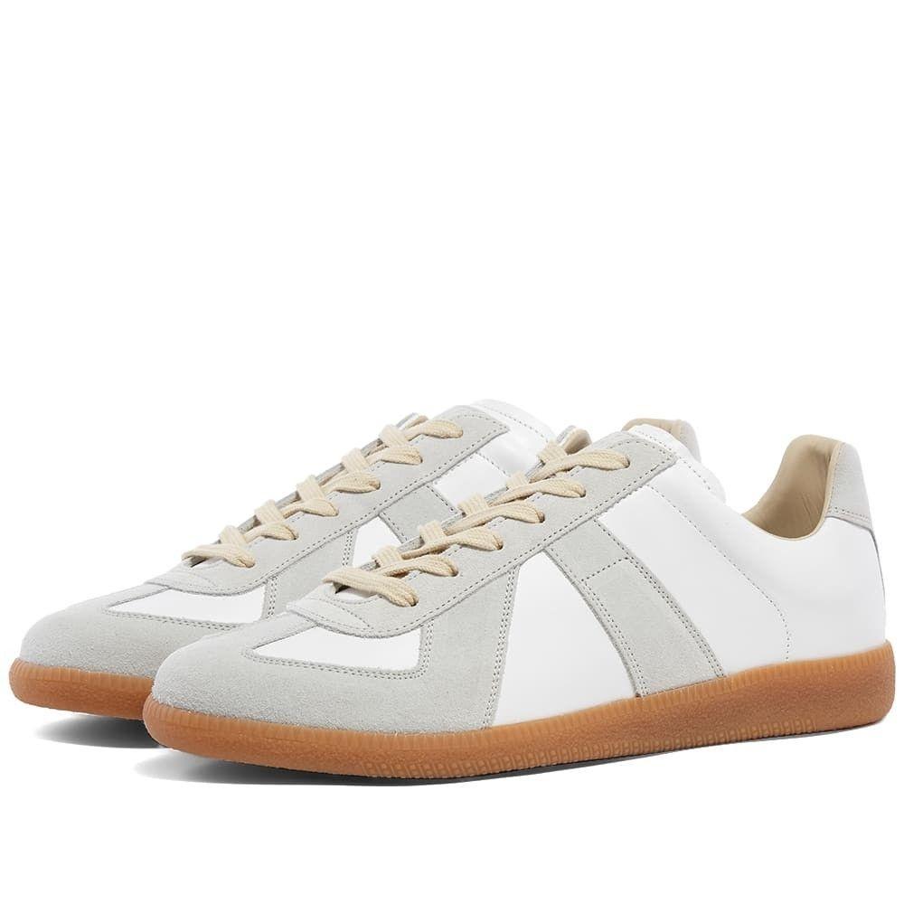 メゾン マルジェラ Maison Margiela メンズ スニーカー シューズ・靴【22 classic replica sneaker】Off White