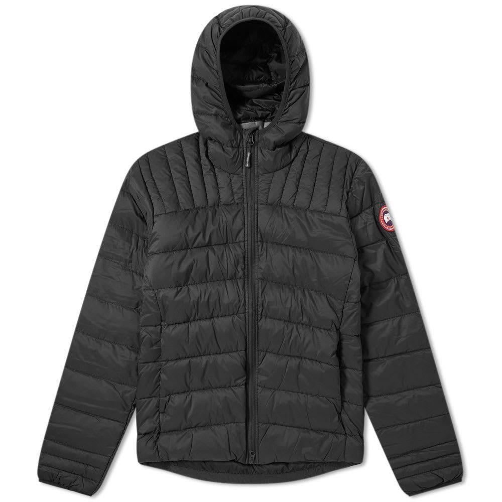 カナダグース Canada Goose メンズ ジャケット フード アウター【brookvale hooded jacket】Black/Graphite