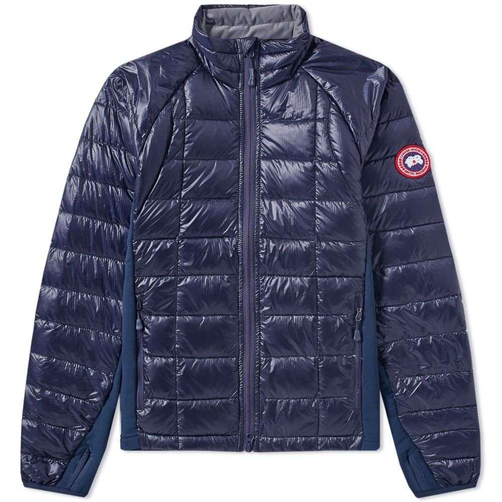 カナダグース Canada Goose メンズ ジャケット アウター【hybridge lite jacket】Admiral Blue/Black