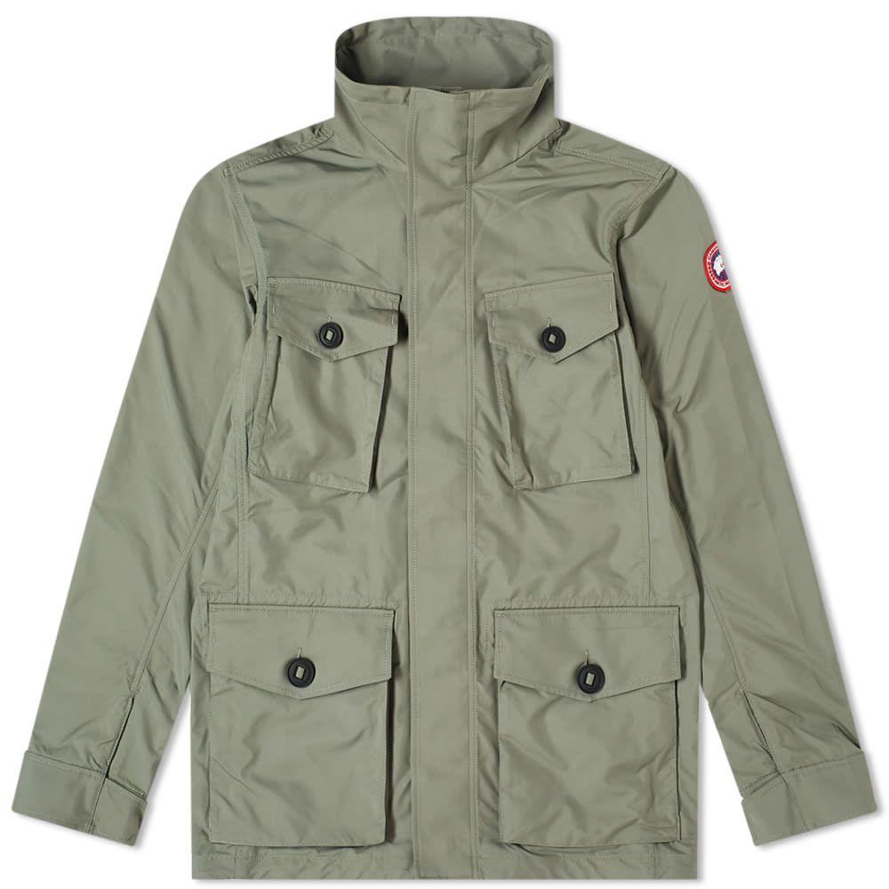 カナダグース Canada Goose メンズ ジャケット アウター【stanhope jacket】Sagebrush