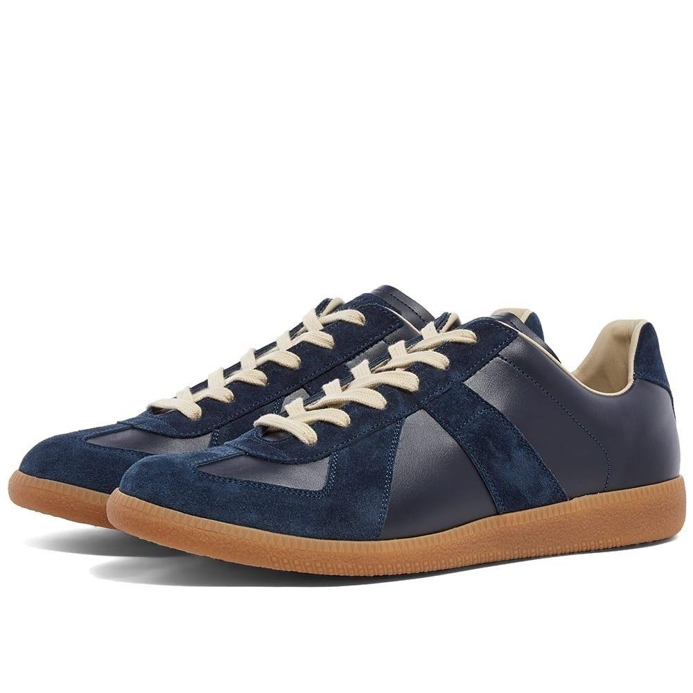 メゾン マルジェラ Maison Margiela メンズ スニーカー シューズ・靴【22 classic replica sneaker】Dark Blue