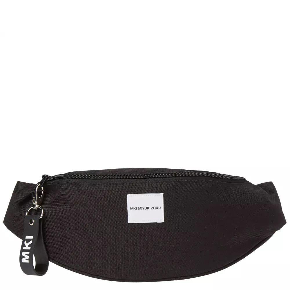 エムケーアイ MKI メンズ ショルダーバッグ バッグ【sling pack】Black