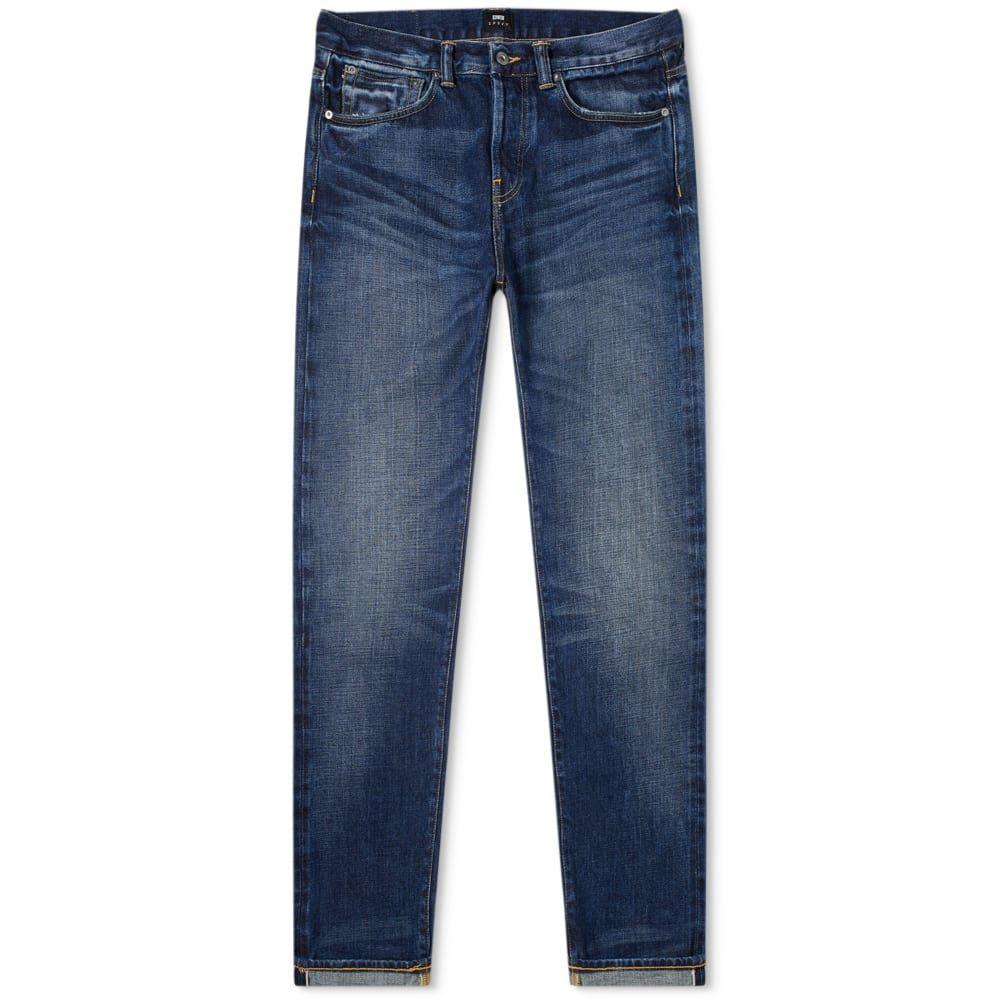 エドウィン Edwin メンズ ジーンズ・デニム ボトムス・パンツ【ed-80 slim tapered jean】Contrast Clean Red Selvedge