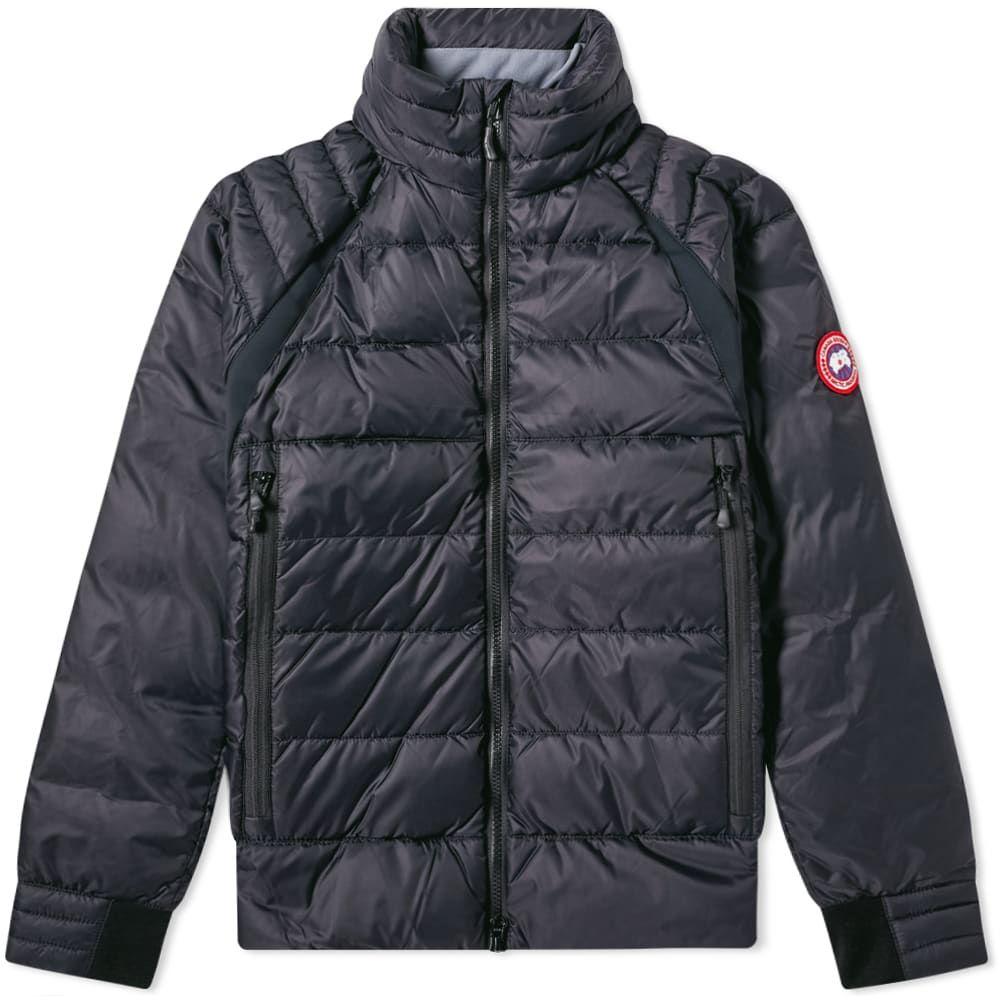 カナダグース Canada Goose メンズ ジャケット アウター【hybridge base jacket】Navy