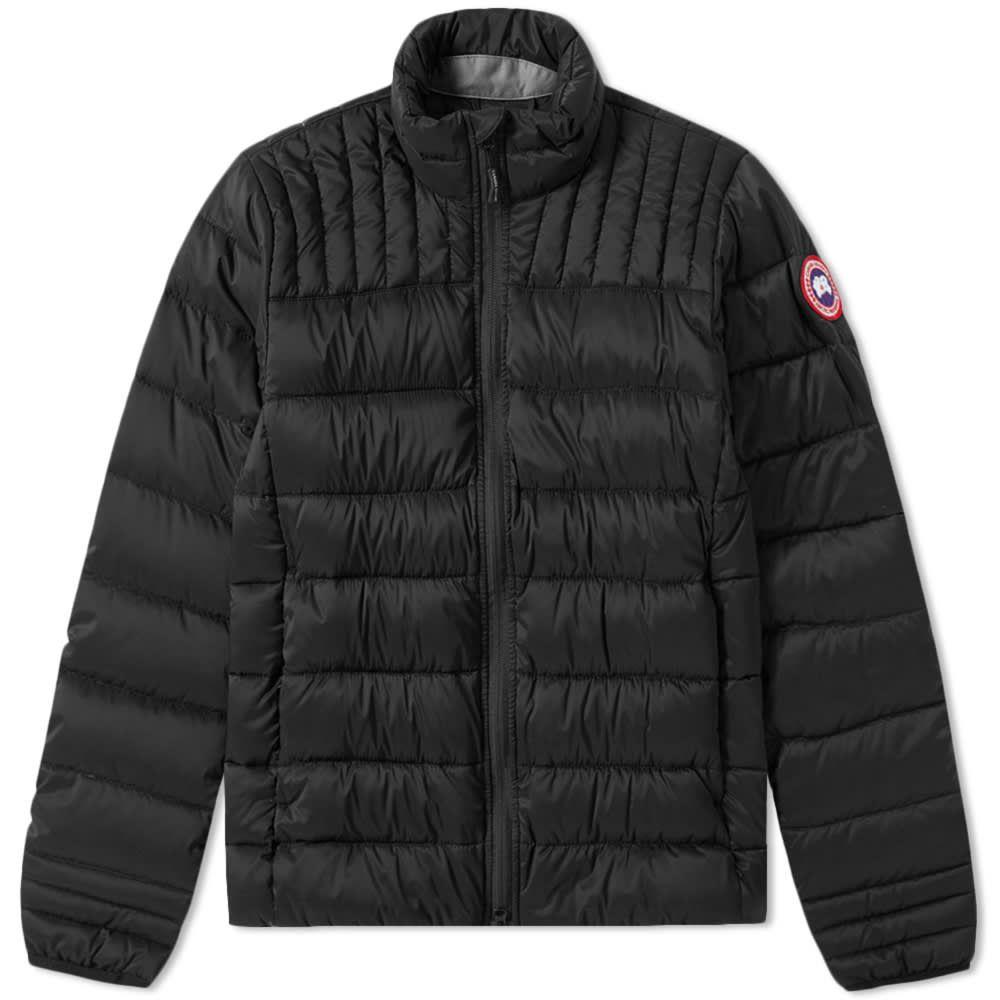 カナダグース Canada Goose メンズ ジャケット アウター【brookvale jacket】Black/Graphite