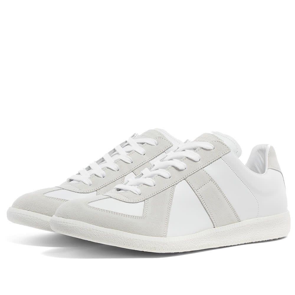 メゾン マルジェラ Maison Margiela メンズ スニーカー シューズ・靴【22 tonal replica sneaker】Off White