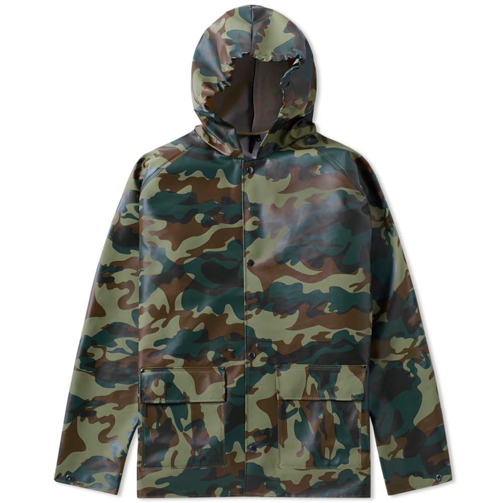 エルカ Elka メンズ アウター ジャケット【Klitmoller Jacket】Camouflage
