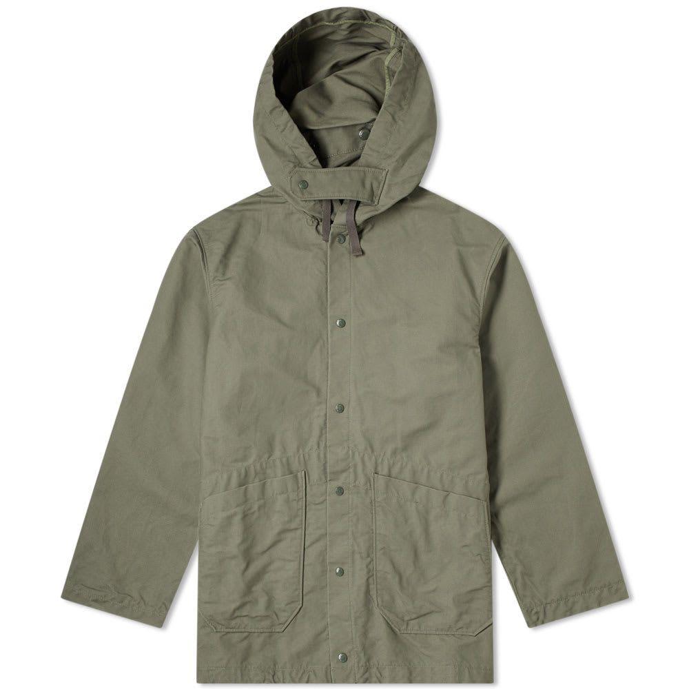 エンジニアードガーメンツ Engineered Garments メンズ コート アウター【madison parka】Olive