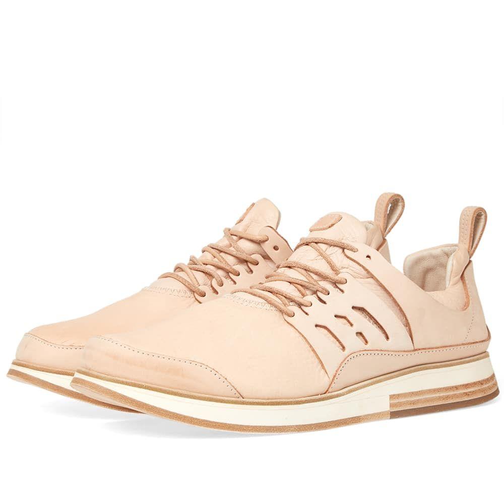 エンダースキーマ Hender Scheme メンズ スニーカー シューズ・靴【manual industrial products 12】Natural