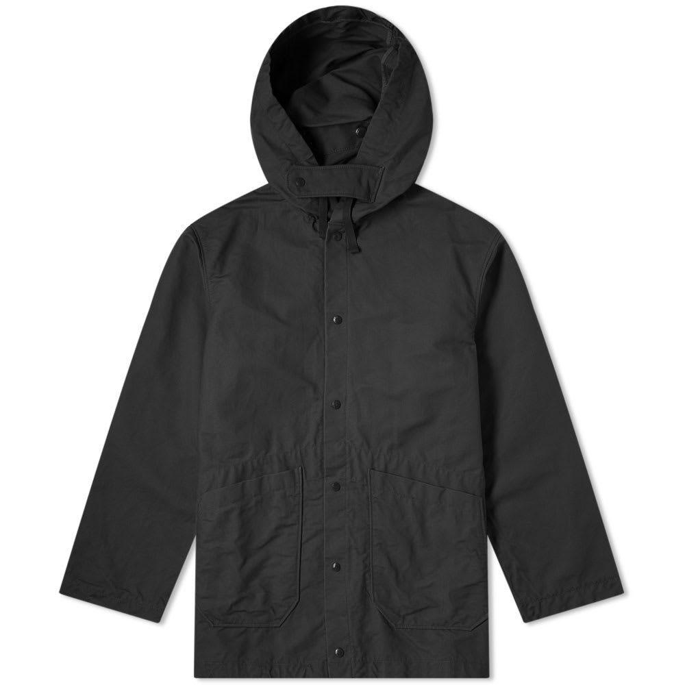 エンジニアードガーメンツ Engineered Garments メンズ コート アウター【madison parka】Black