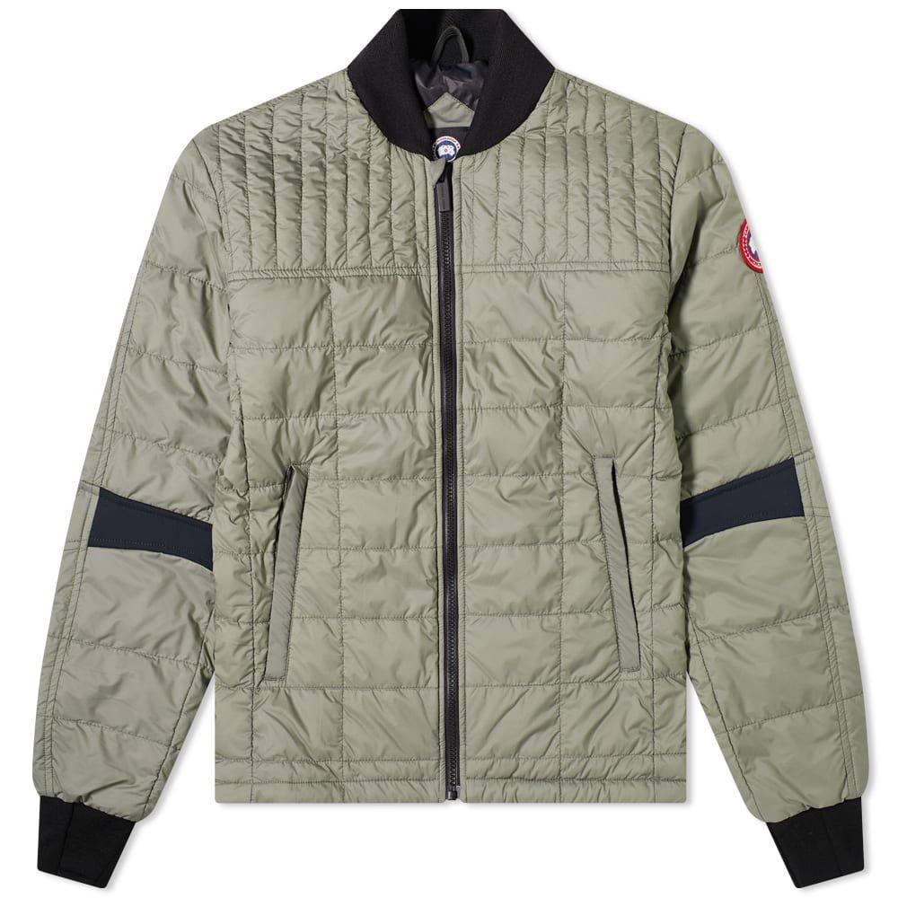 カナダグース Canada Goose メンズ ジャケット アウター【dunham jacket】Sagebrush