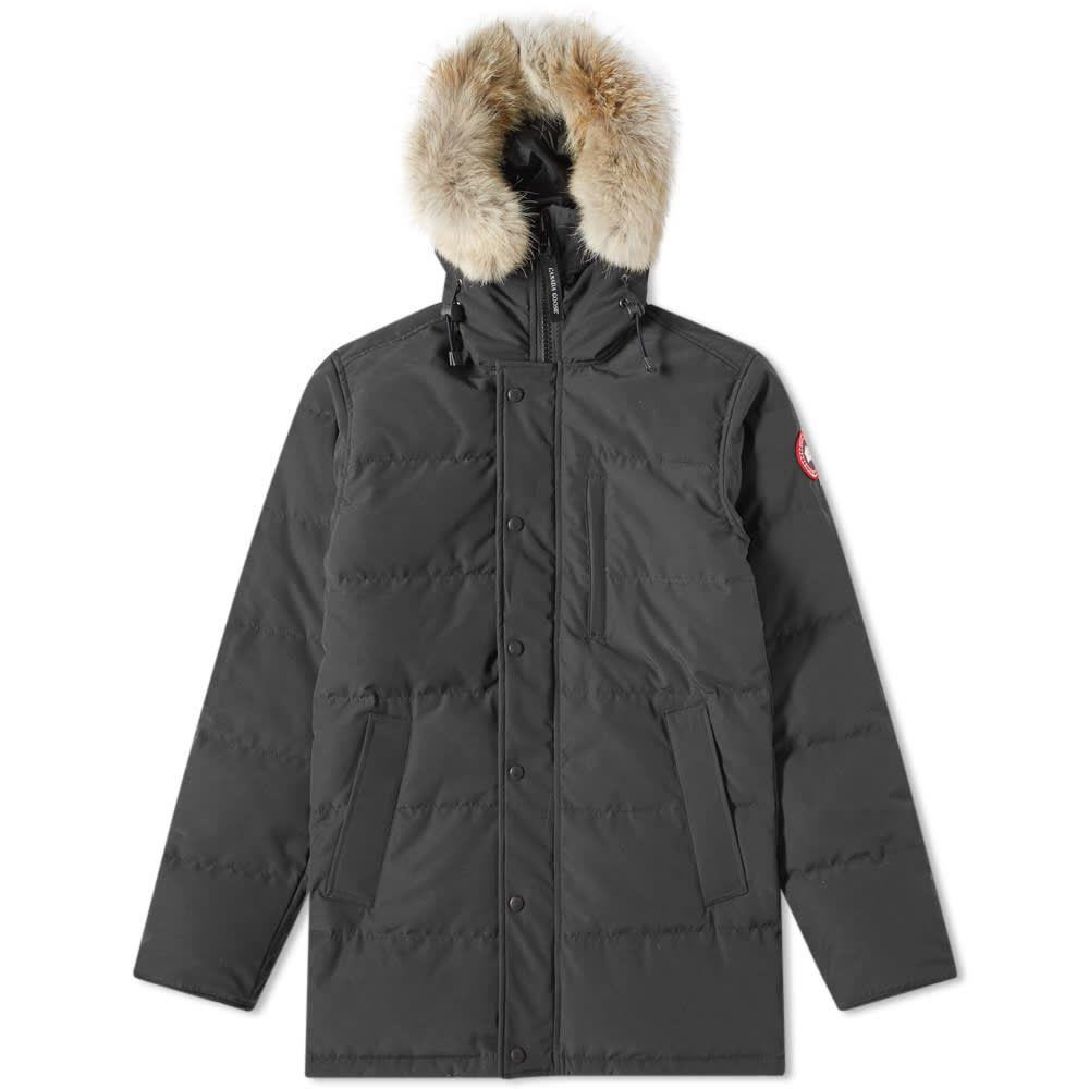 カナダグース Canada Goose メンズ コート アウター【carson parka】Black