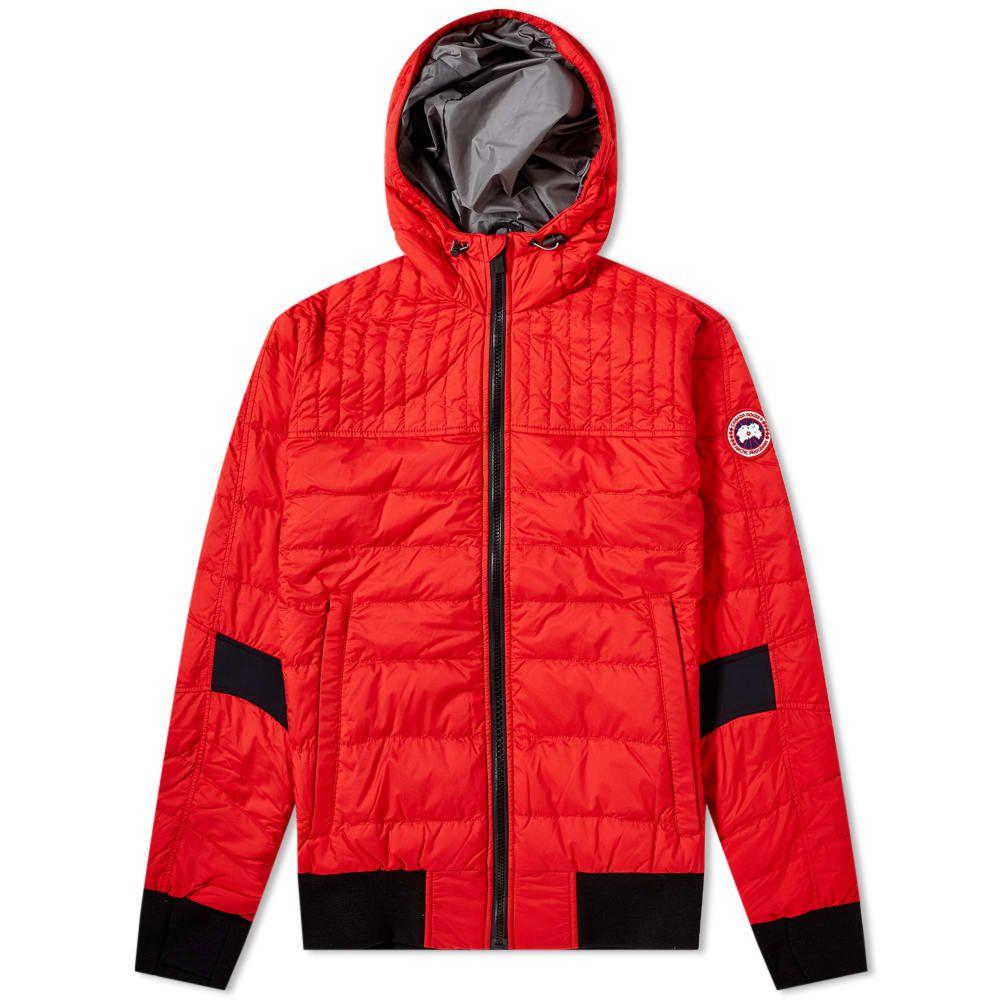 カナダグース Canada Goose メンズ ジャケット アウター【cabri jacket】Red