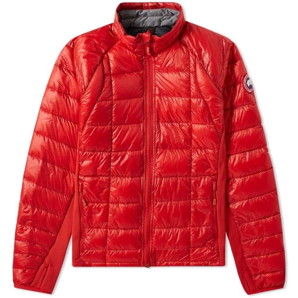 カナダグース Canada Goose メンズ ジャケット アウター【hybridge lite jacket】Red/Black