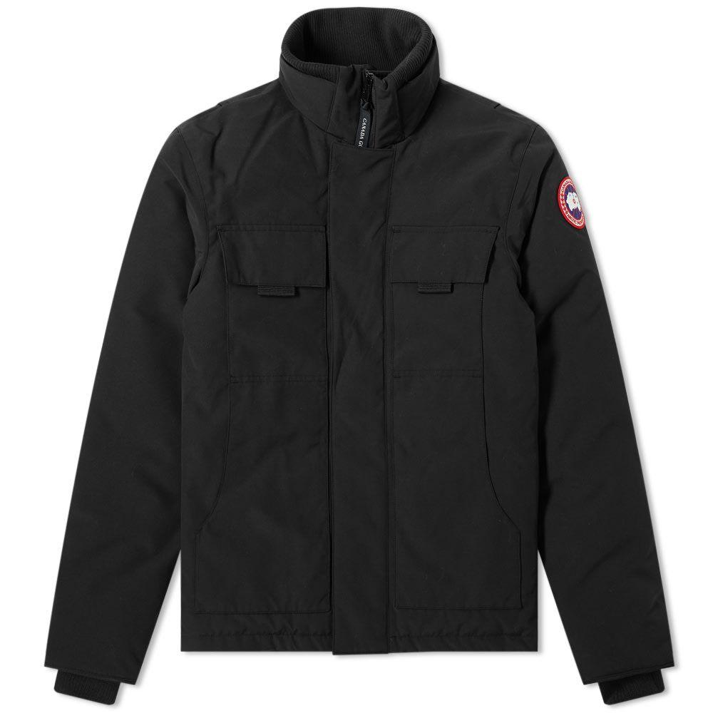 カナダグース Canada Goose メンズ ジャケット アウター【forester jacket】Black