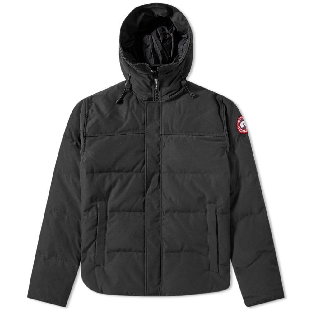 カナダグース Canada Goose メンズ コート アウター【macmillan parka】Black