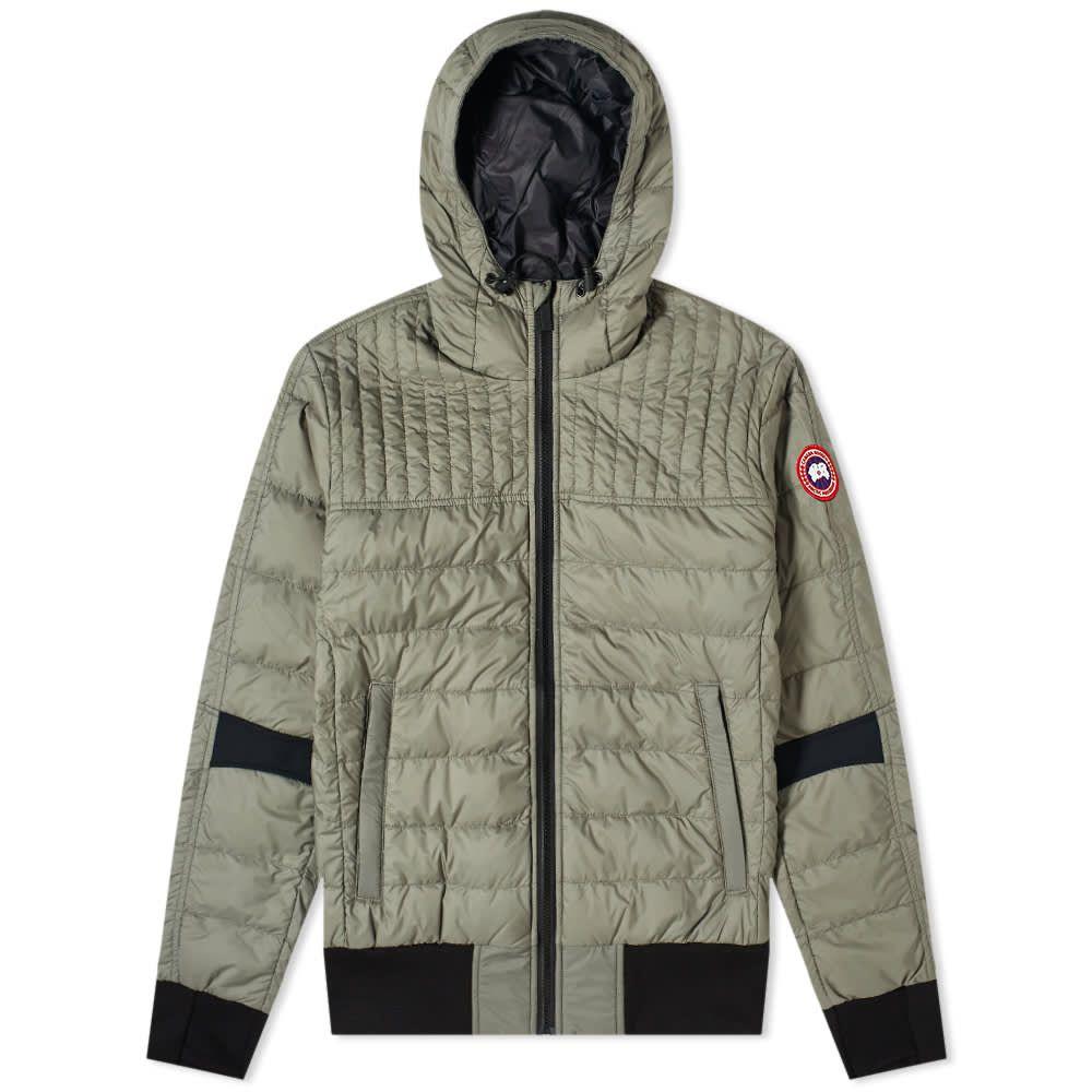 カナダグース Canada Goose メンズ ジャケット アウター【cabri jacket】Sagebrush