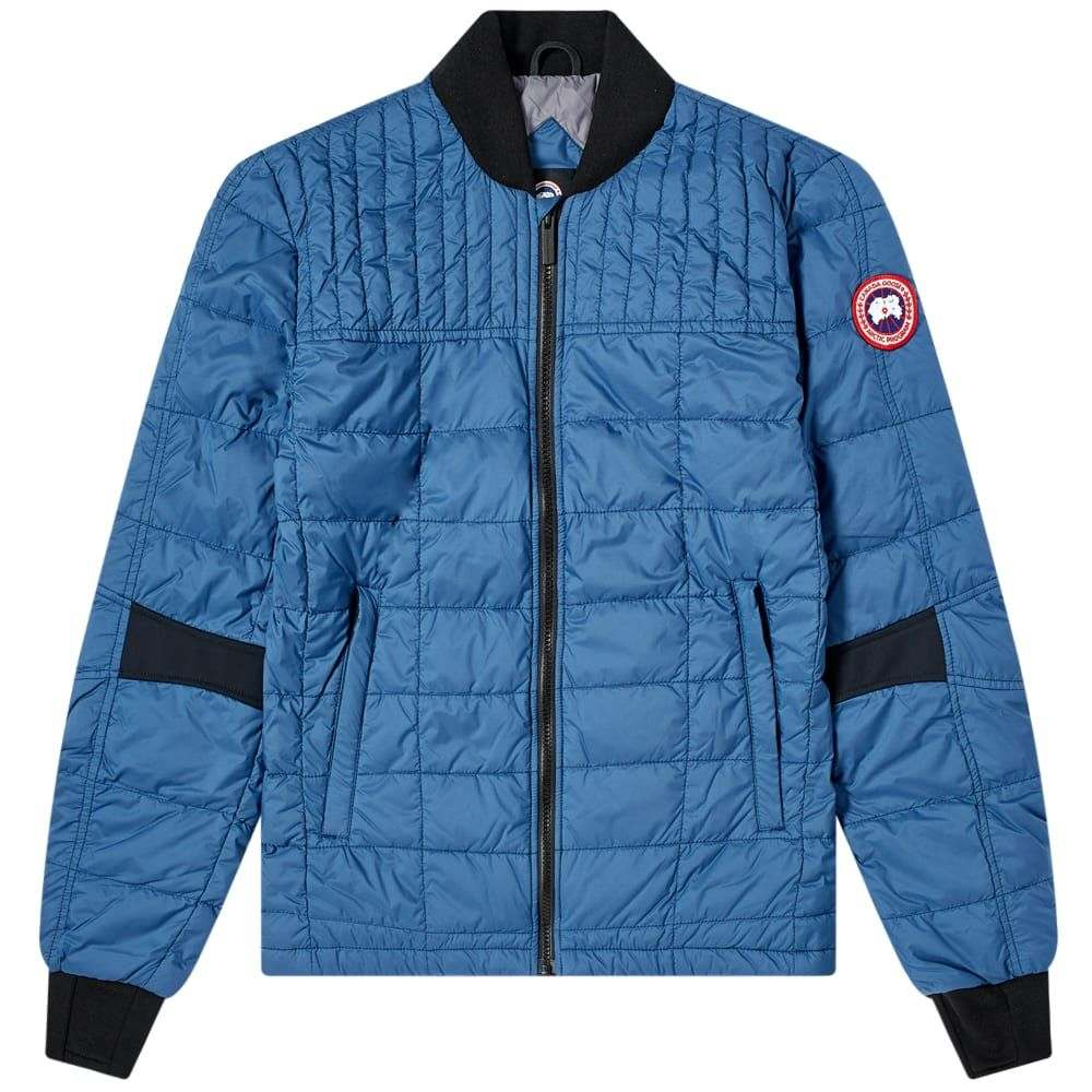 カナダグース Canada Goose メンズ ジャケット アウター【dunham jacket】Tempest Blue