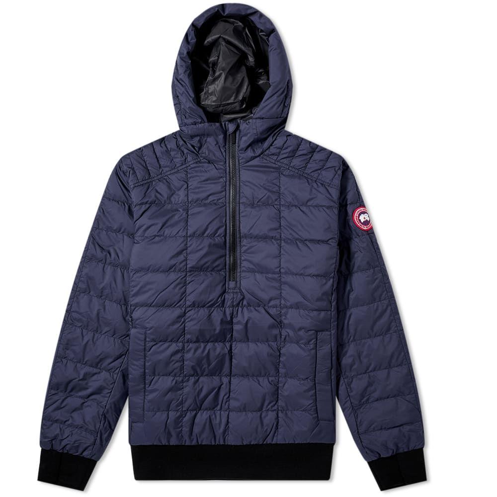カナダグース Canada Goose メンズ ジャケット アウター【wilmington popover half zip jacket】Navy