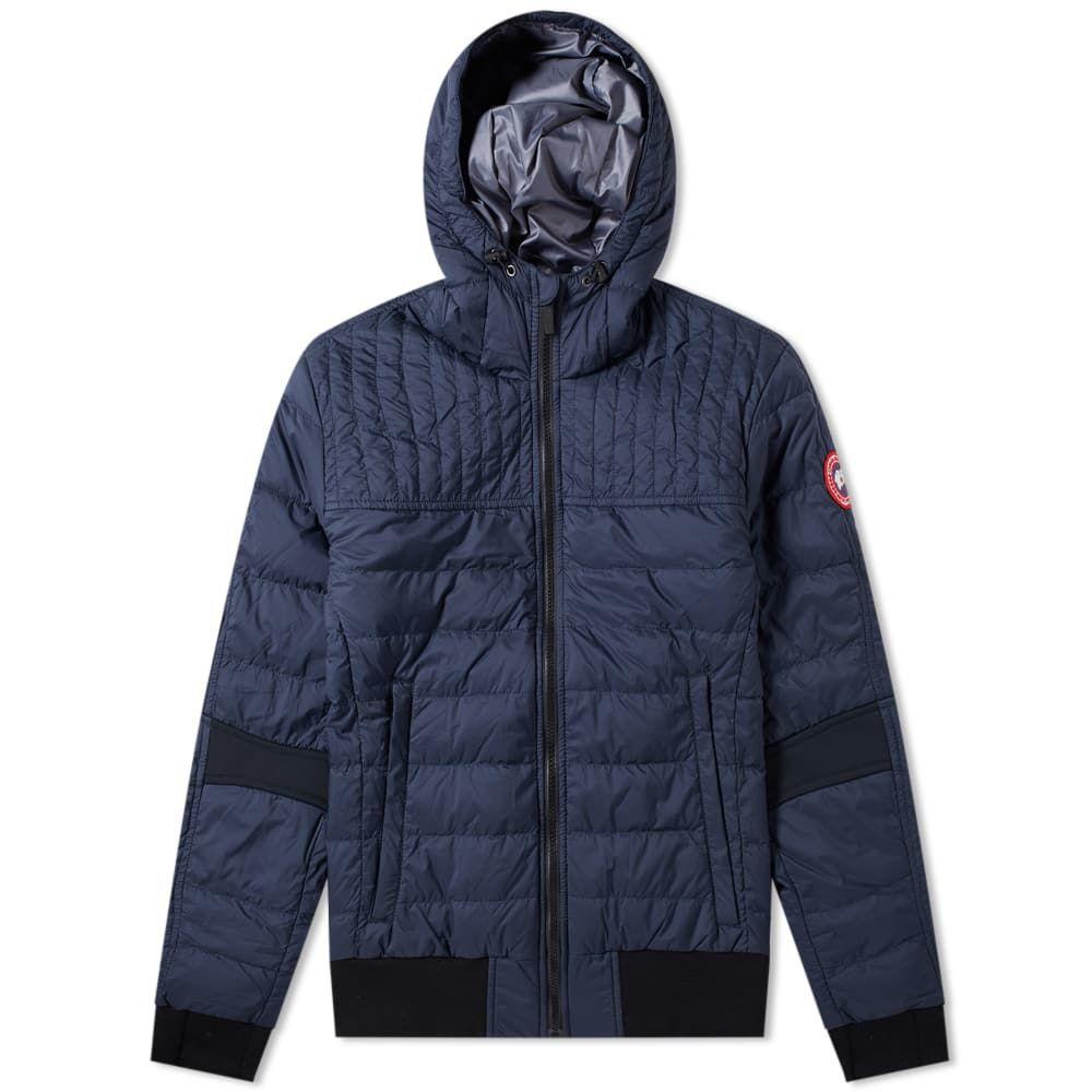 カナダグース Canada Goose メンズ ジャケット アウター【cabri jacket】Navy