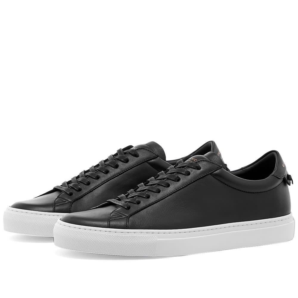 ジバンシー Givenchy メンズ スニーカー ローカット シューズ・靴【urban street low sneaker】Black