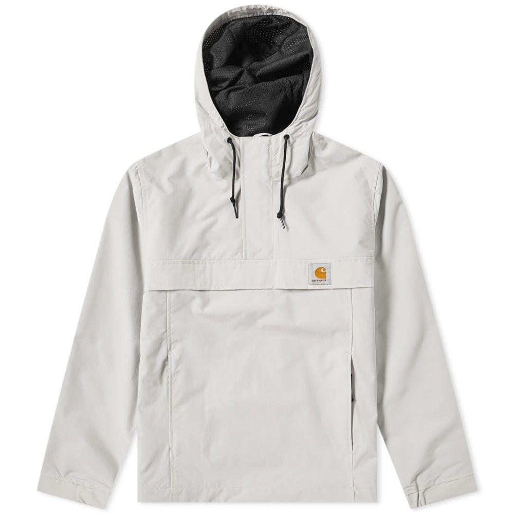 カーハート Carhartt WIP メンズ ジャケット アウター【carhartt nimbus pullover jacket】Cinder