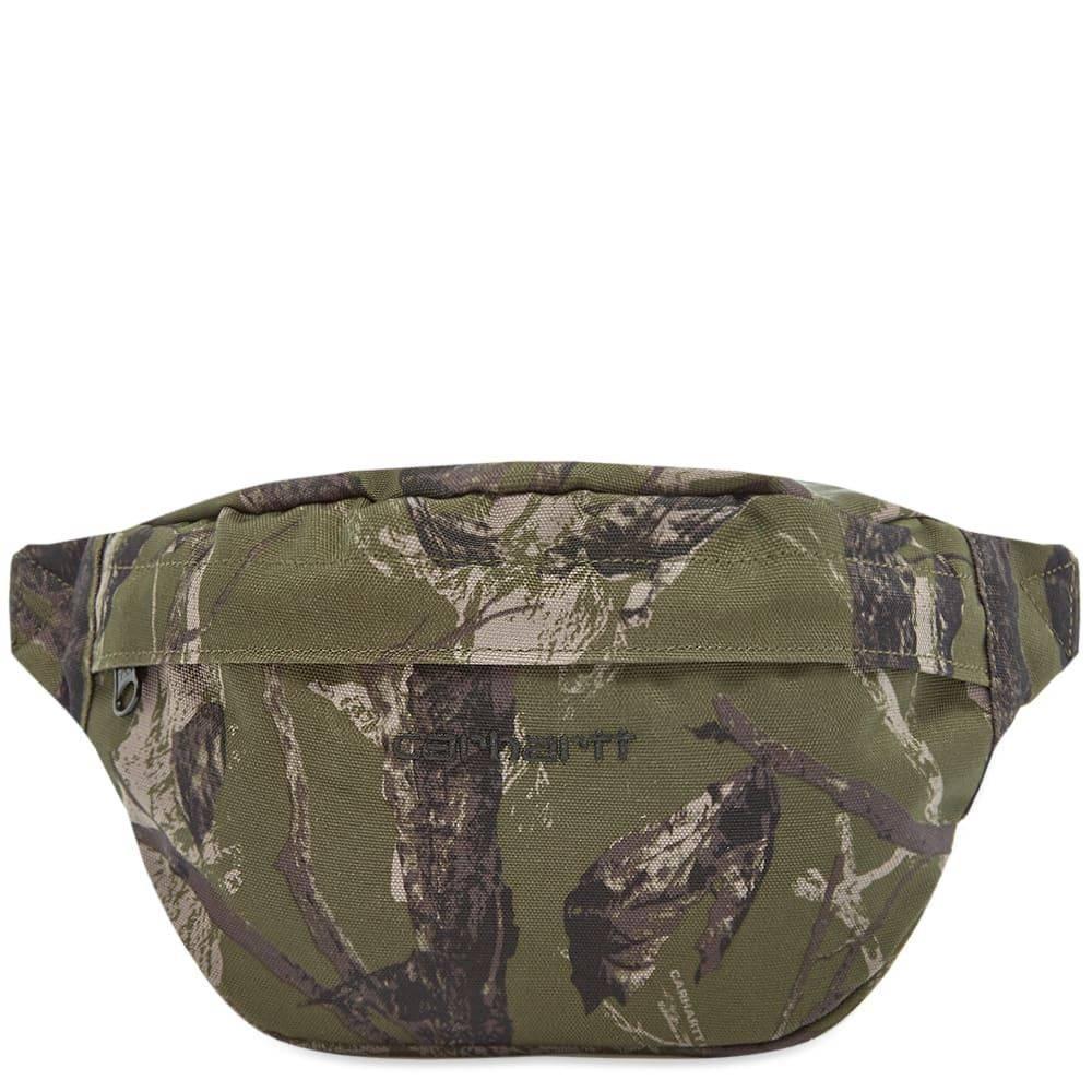 カーハート Carhartt WIP メンズ ボディバッグ・ウエストポーチ バッグ【carhartt payton hip bag】Camo Tree/Green/Black