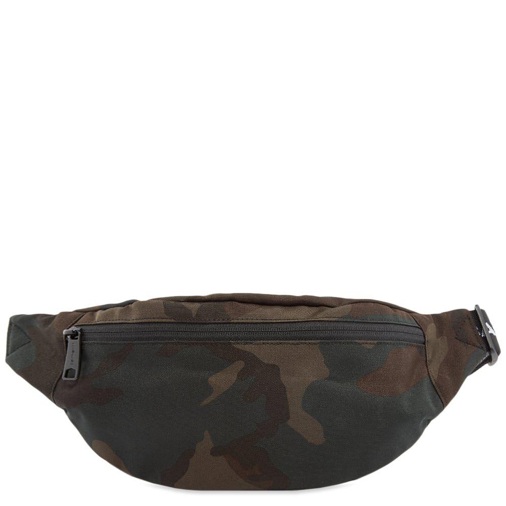 カーハート Carhartt WIP メンズ ボディバッグ・ウエストポーチ バッグ【carhartt brandon hip bag】Camo Evergreen