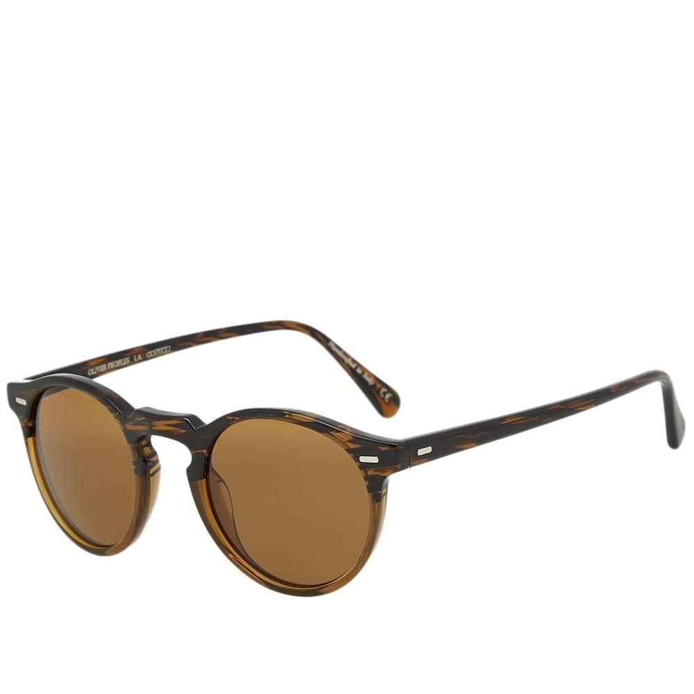 オリバーピープルズ Oliver Peoples メンズ メガネ・サングラス 【gregory peck sunglasses】8108/Cosmic Tone