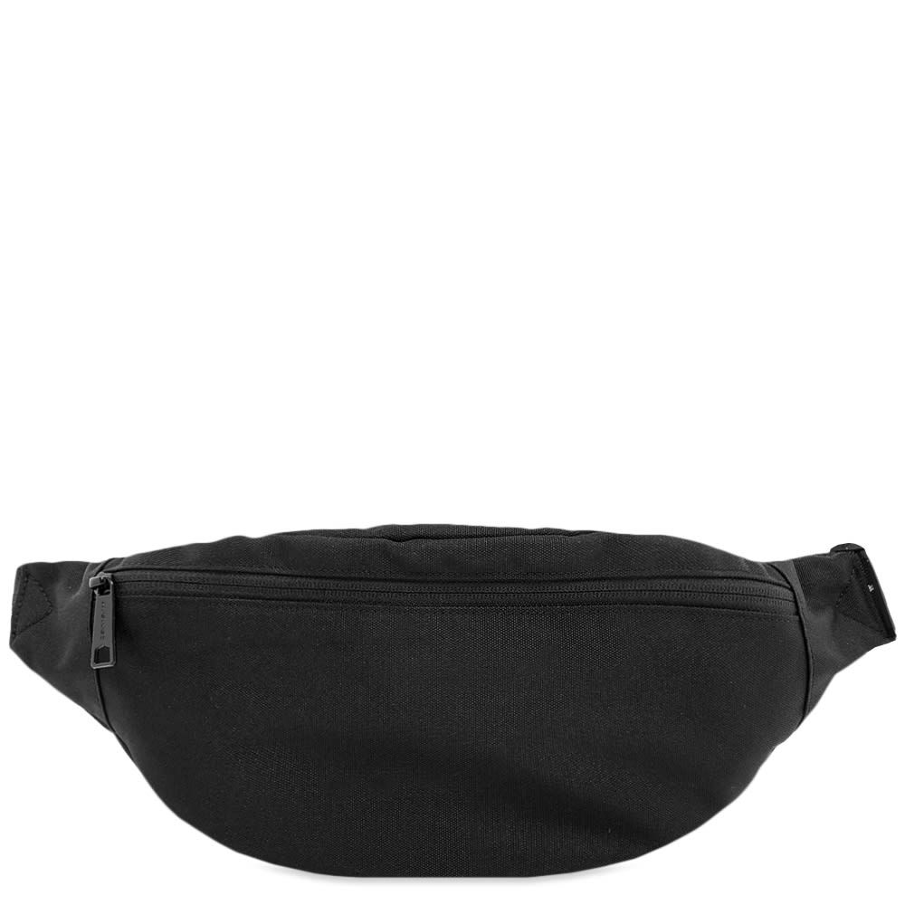 カーハート Carhartt WIP メンズ ボディバッグ・ウエストポーチ バッグ【carhartt brandon hip bag】Black