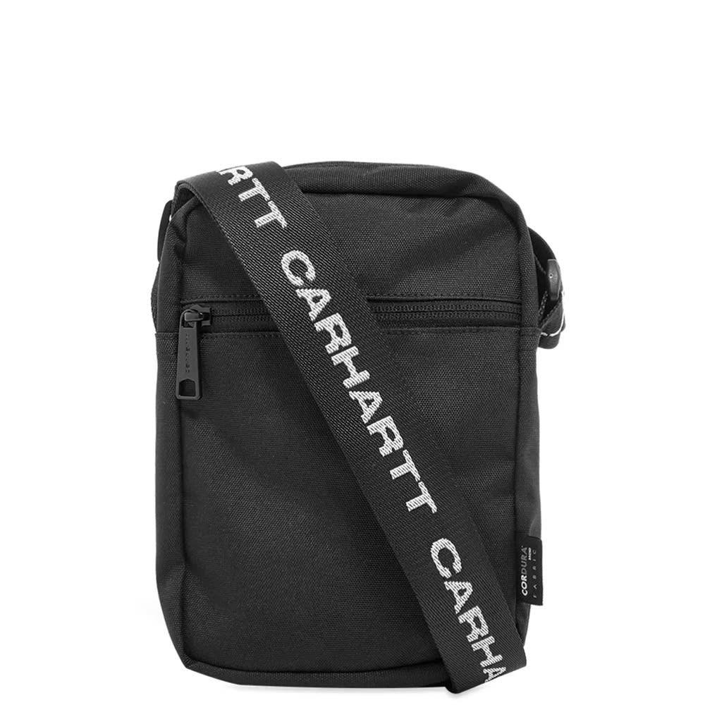 カーハート Carhartt WIP メンズ ショルダーバッグ バッグ【carhartt brandon shoulder pouch】Black