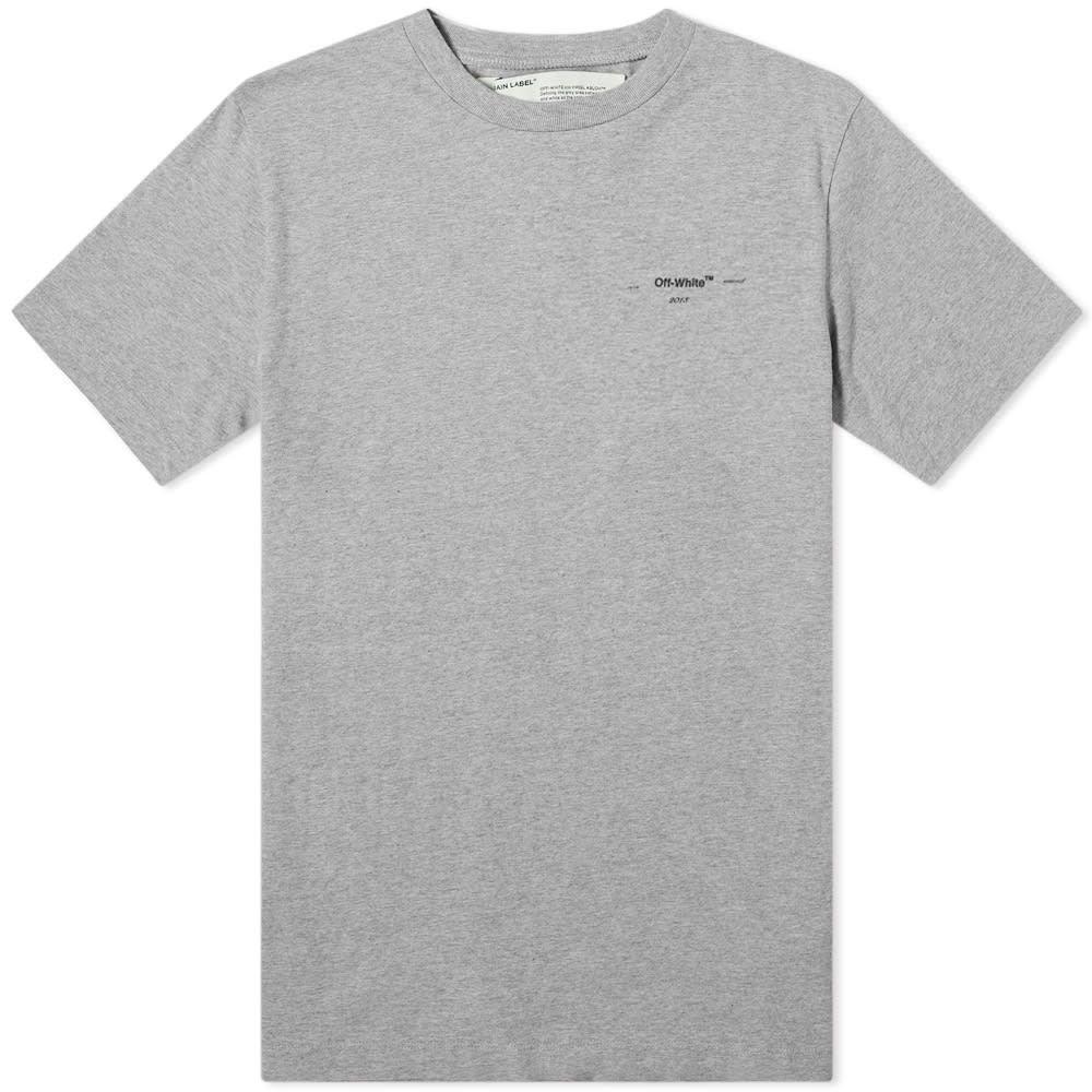 オフ-ホワイト Off-White メンズ Tシャツ トップス【