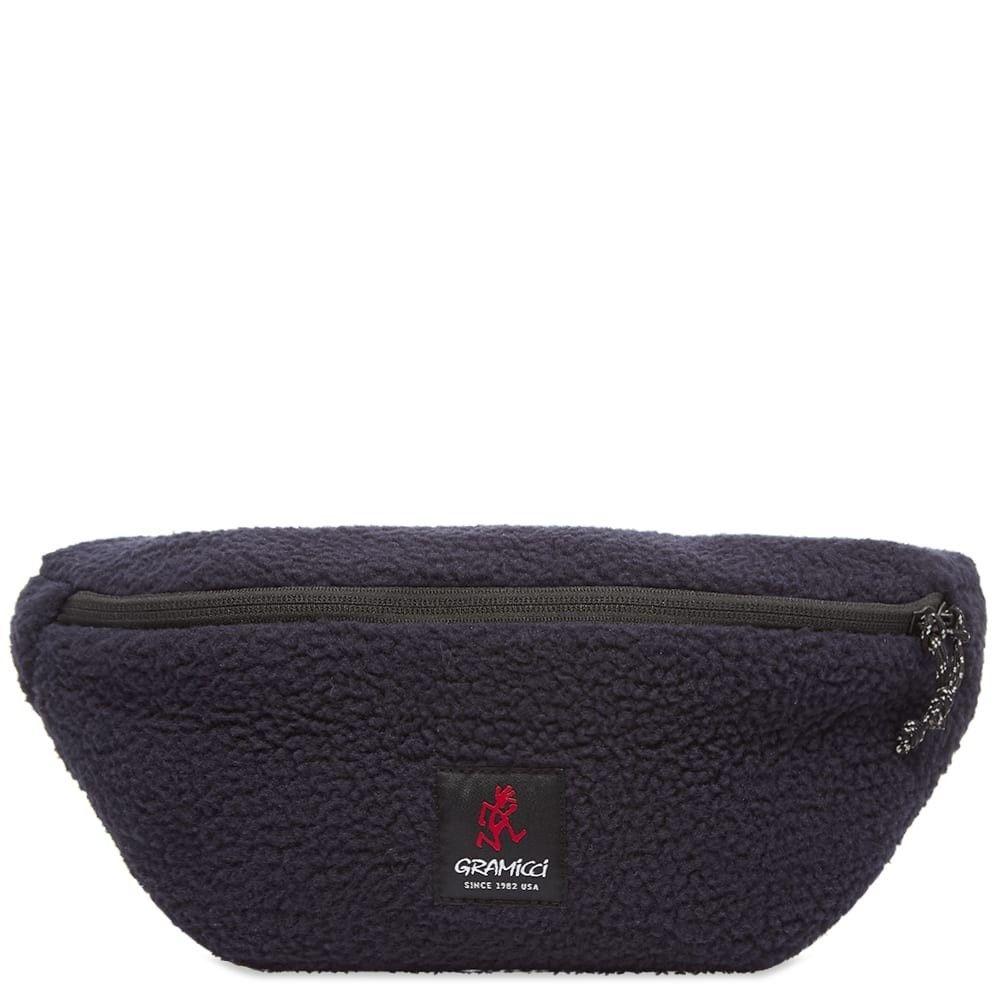 グラミチ Gramicci メンズ ボディバッグ・ウエストポーチ バッグ【boa fleece body bag】Navy