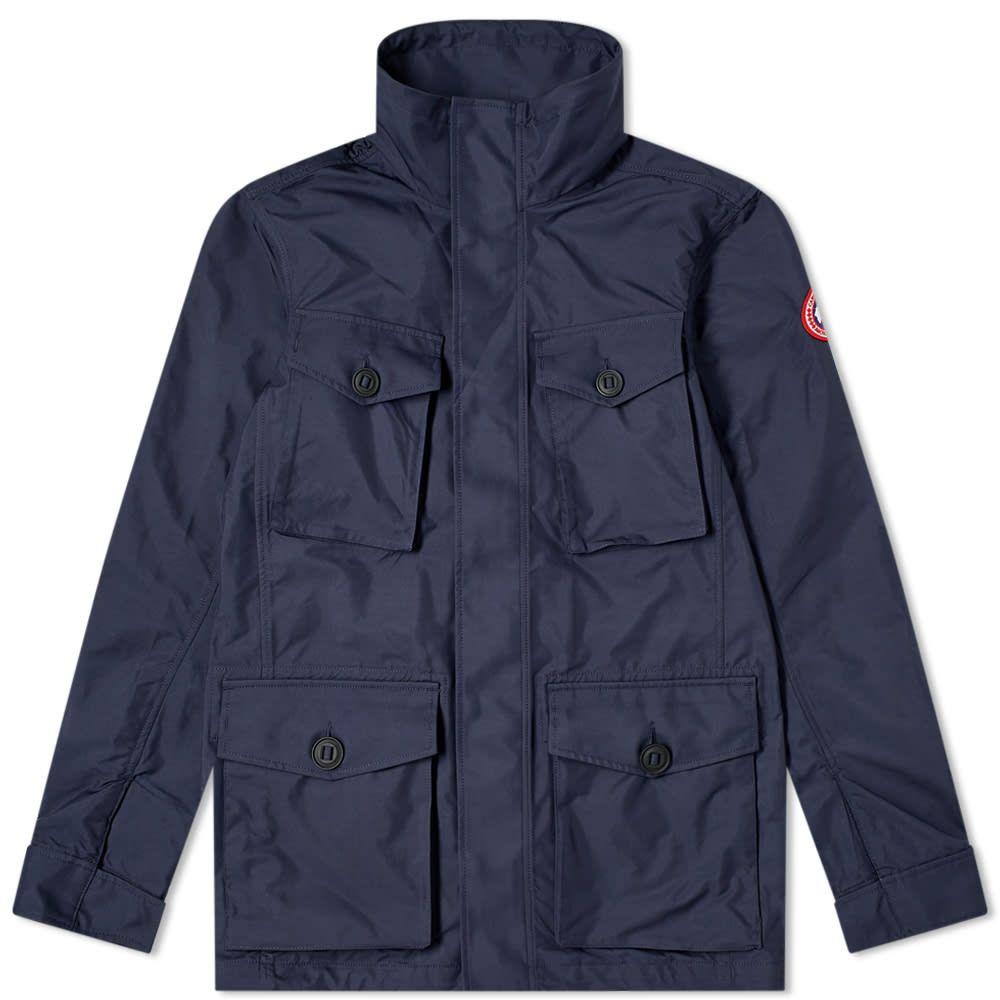 カナダグース Canada Goose メンズ ジャケット アウター【stanhope jacket】Admiral Navy