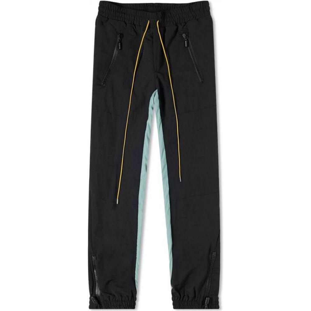 【Flight ルード Pant】Black/Blue ボトムス・パンツ Rhude メンズ