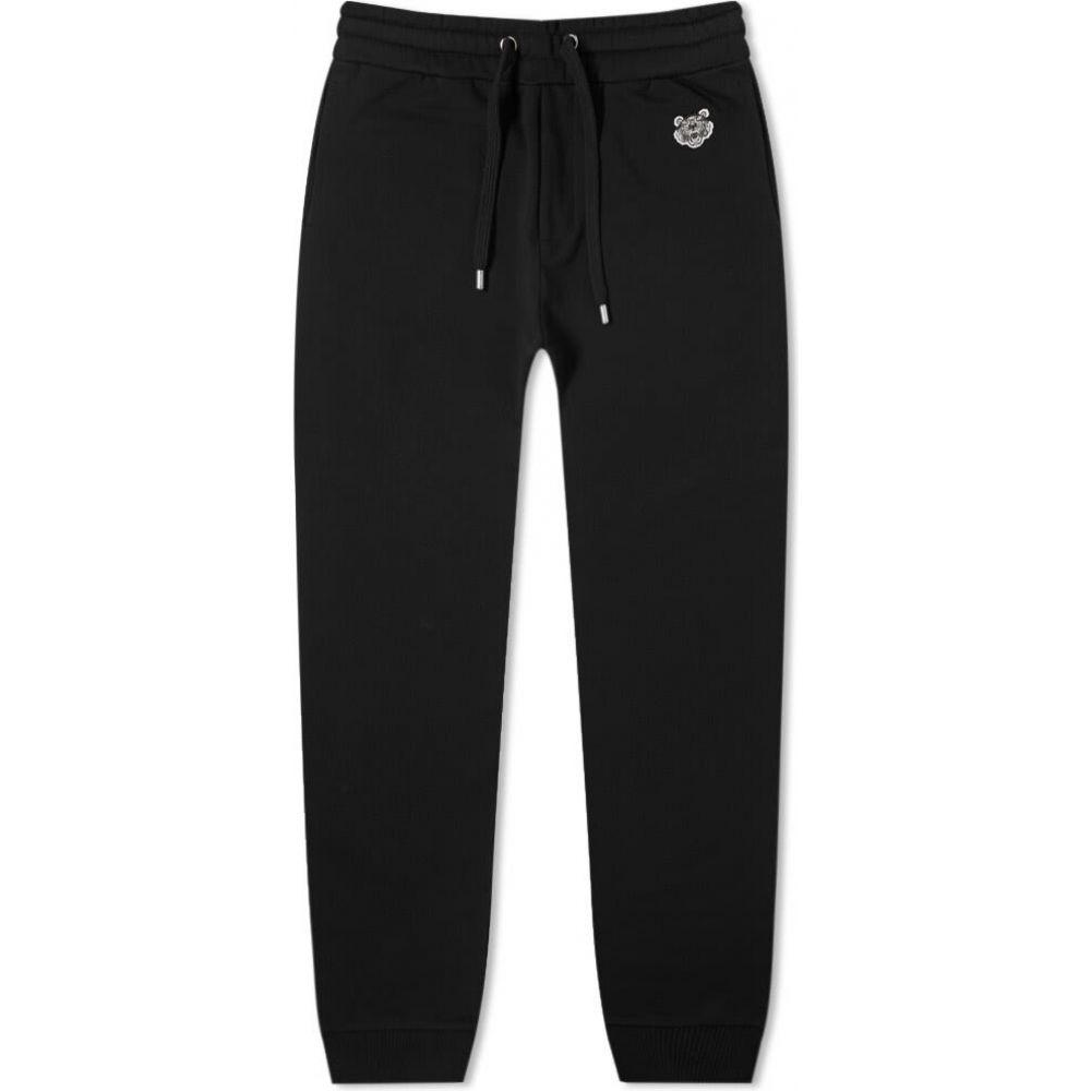 ケンゾー Kenzo メンズ ジョガーパンツ ボトムス・パンツ【Tiger Logo Jogger】Black