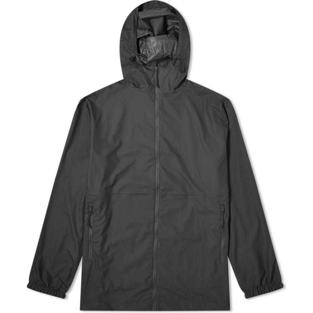 レインズ Rains メンズ ジャケット アウター【Mover Jacket】Black