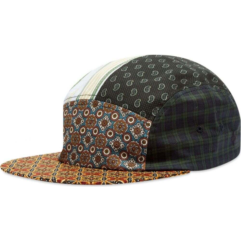 ビームス プラス Beams Plus メンズ キャップ 帽子【5 Panel Multi Pattern Cap】Geome