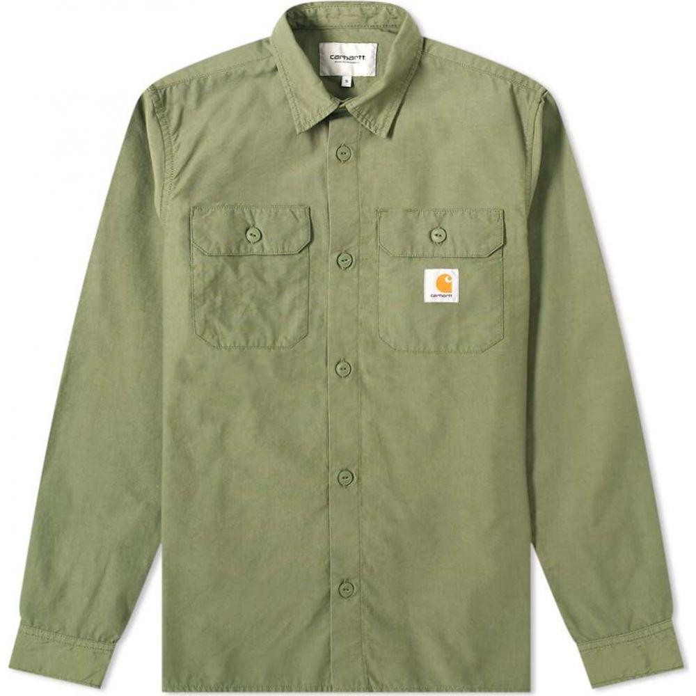 カーハート Carhartt WIP メンズ シャツ トップス【Field Shirt】Dollar Green
