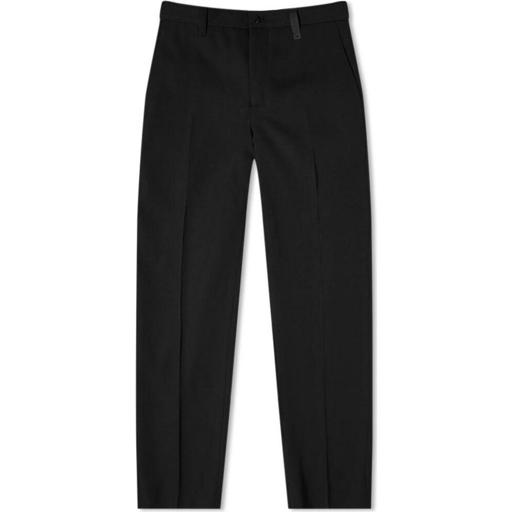 バーバリー Burberry メンズ ボトムス・パンツ 【Woven Trouser】Black