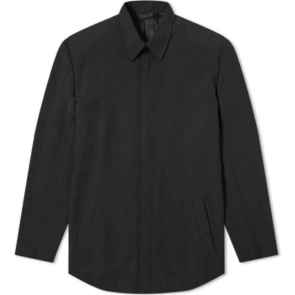 バレンシアガ Balenciaga メンズ シャツ トップス【Fluid Technical Shirt】Black