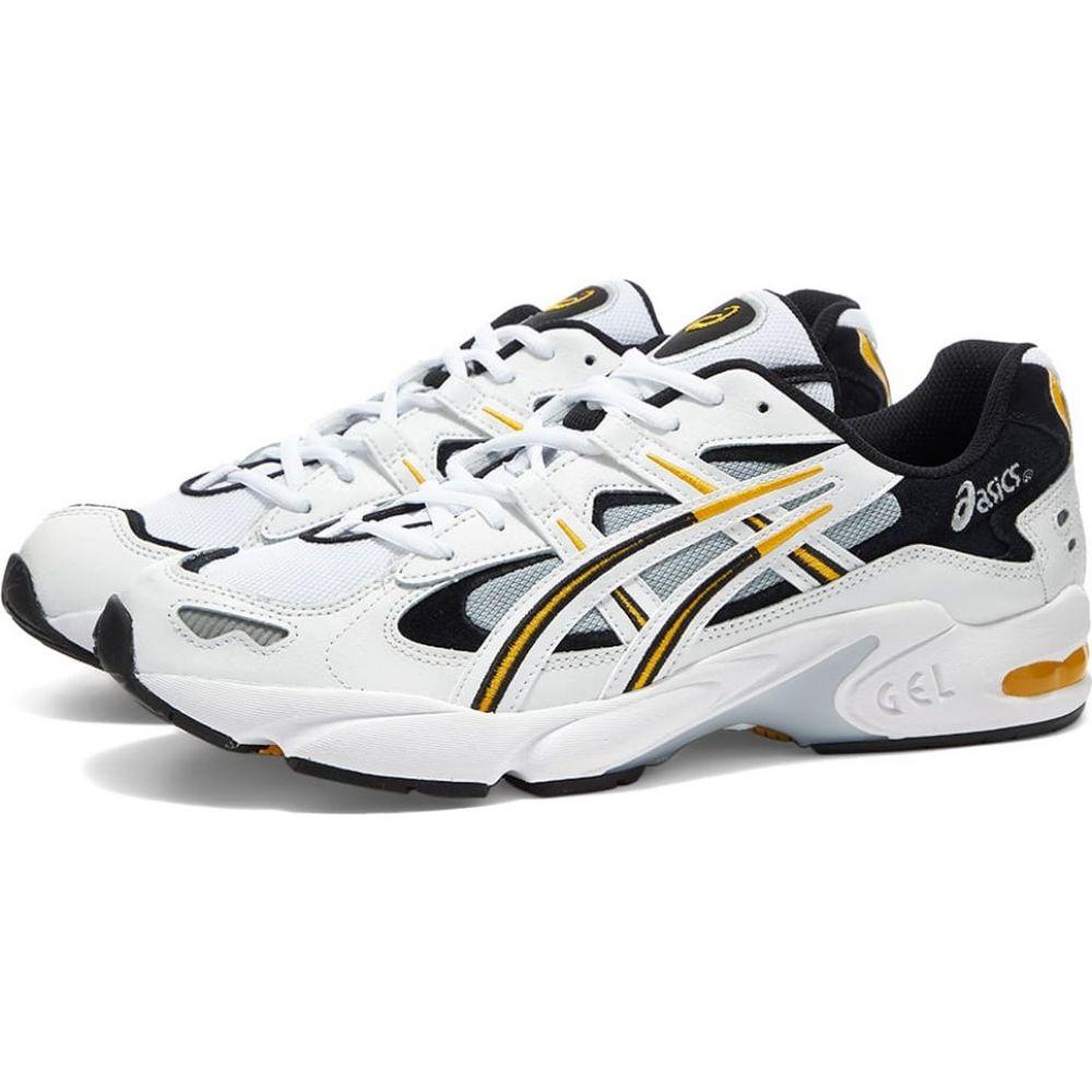アシックス Asics メンズ スニーカー シューズ・靴【Gel Kayano 5 OG】White/Saffron