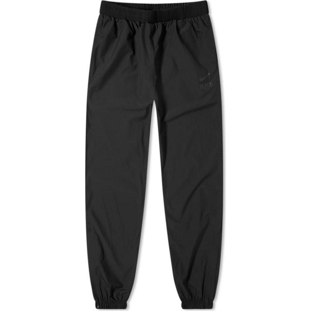 コムデギャルソン Comme des Garcons Black メンズ スウェット・ジャージ ボトムス・パンツ【x Nike 3 Layer Track Pant】Black